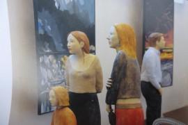 13.03. – 12.04 2015, Ausstellung: Thomas Wachter / Hilde Würtheim