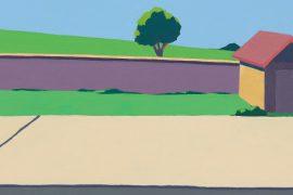 23.11. – 16.12.2018 | Wolfram Scheffel: Farbland. Malerei und Farbholzschnitte