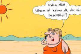 26.06. – 24.07.2016, Ausstellung: Ihm seine Farbfiguren | Cartoons von Mario Lars