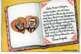 verlängert bis 30.07.2017 | Greser & Lenz: Witze für Deutschland. Karikaturen
