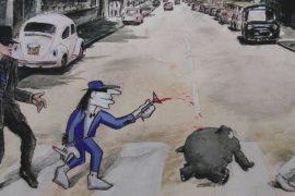 verschoben auf 2021| Otto Waalkes: Der Komiker als Maler