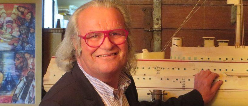 Wird verschoben  | Albert Maier: Der Antiquitätenhändler (Lesung und Schätzung)